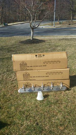New Vanity light fixtures for Sale in Windsor Mill, MD