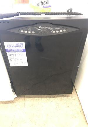 Black Maytag dishwasher for Sale in Denver, CO