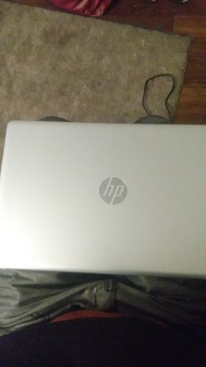 Hp 15.6 Touch intel with Charger/Case for Sale in San Diego, CA