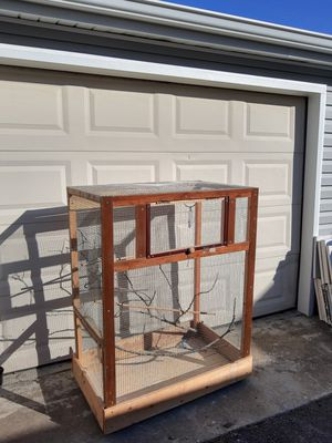 Birds or parrot's cage for Sale in Glendale Heights, IL