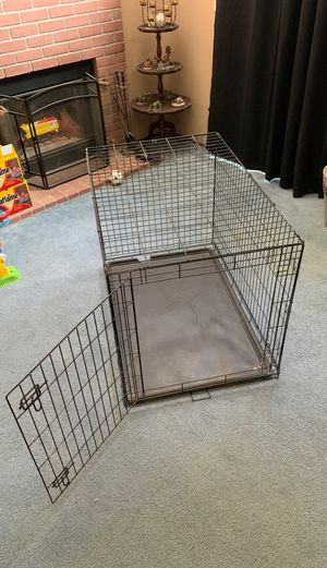Large dog crate / kennel for Sale in Dixon, CA
