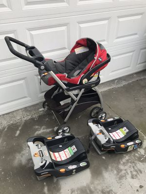 Baby stroller and car seat for Sale in E RNCHO DMNGZ, CA