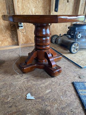 Antique Wood Table for Sale in Anderson, SC
