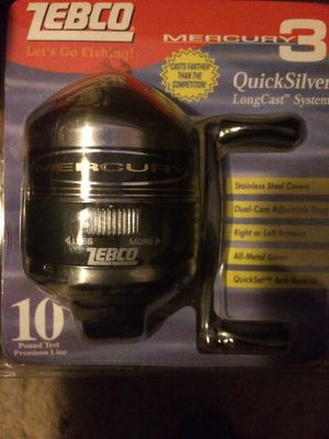 Fishing reel for Sale in North Andover, MA