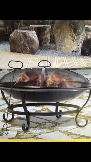 """29"""" fire pit for Sale in Greensboro, NC"""
