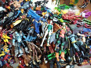 Marvel Legends, DC Universe, Hasbro, Toybiz, Mattel and many more Figures for Sale in Mesa, AZ