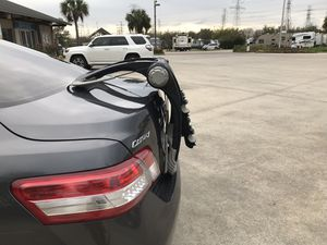 Thule Trunk Bike Rack for Sale in Houston, TX