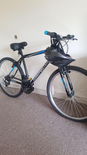 Roadmaster bike and Schwinn Helmet for Sale in Boston, MA
