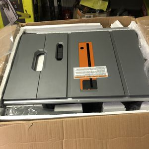 Ridgid 10in Table Saw MISSING FENCE for Sale in Stanton, CA
