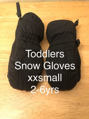 Head Toddler Snow Gloves for Sale in Poway, CA