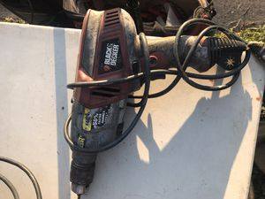 Black and decker drill for Sale in Miami, FL