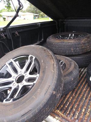 Rainer st 205 75 14 trailer tires for Sale in Spring Hill, FL