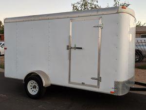 Enclosed trailer 6 x 12 for Sale in Mesa, AZ
