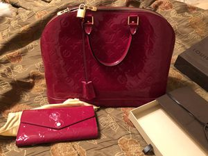 Alma Bag and matching wallet for Sale in Dallas, TX