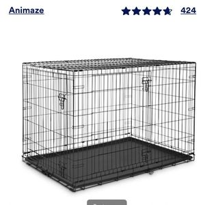 "Dog Crate XXL 48.5"" L x 30.2"" W x 32"" H for Sale in Ontario, CA"