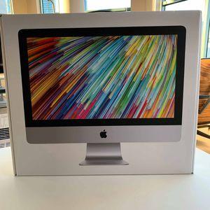"""Like New 2019 iMac 21"""" 1TB Core i3 8GB RAM + Magic Keyboard + Magic Trackpad for Sale in San Francisco, CA"""