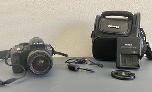 Nikon D5300 for Sale in Santa Maria, CA