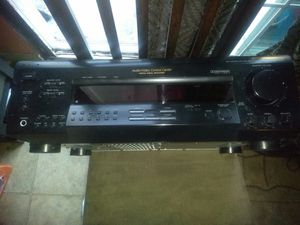 Sony amplifier. Amplificador Sony for Sale in Milpitas, CA