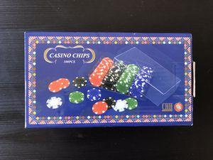 Casino Chips (100 pics) for Sale in Richmond, CA