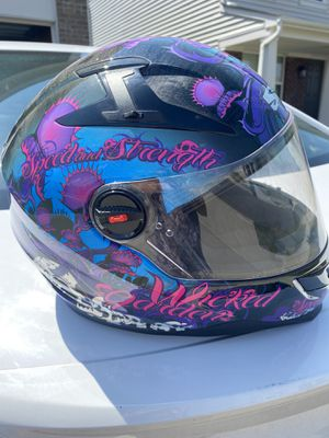 Motorcycle Helmet-Speed & Strength Motorcycle Jacket- Power Trip for Sale in Orient, OH