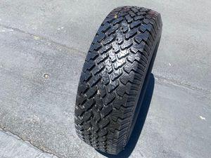 (1) 265/75R16 All Terrain Spare Tire - $80 for Sale in Santa Ana, CA