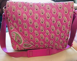 Vera Bradley big pink paisley tote bag for Sale in Silver Spring, MD