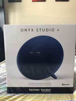 Brand new Harman Kardon Onyx studio 4 - Blue Version for Sale in Austin, TX