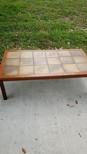 Coffee/End table teakwood for Sale in Orlando, FL