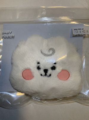 BTS BT21 RJ baby pouch soft fur plush for Sale in Silver Spring, MD