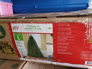 Christmas tree for Sale in Metamora, IL
