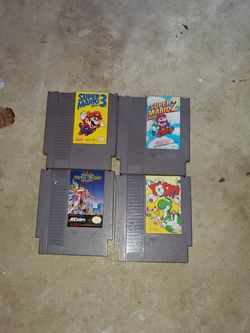 NES Games for Sale in Germantown,  MD