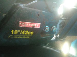 Craftsman chainsaw for Sale in Eugene, OR
