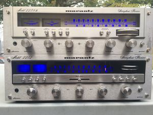 Marantz receiver 2252 and 2238B for Sale in Chagrin Falls, OH