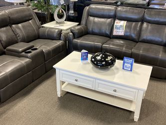 BEAUTIFUL Reclining Sofa & loveseat ❤️ Easy Financing! $27 Down! 90 Days Same As Cash! NO CREDIT NEEDED 👀✌️ $1,499! for Sale in Sloan,  NV