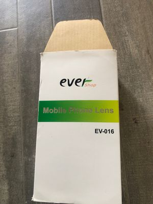 Mobile phone lens EV 016 for Sale in Albuquerque, NM