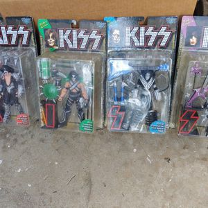 KISS Figurines: Psycho Circus2nd run McFarlane Toys for Sale in Carson, CA