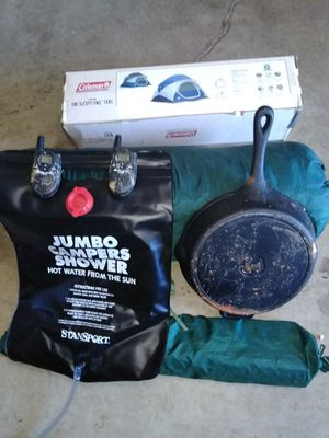 Camping supplies for Sale in Raeford, NC