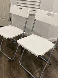 Ikea Folding Chairs for Sale in Pleasanton,  CA