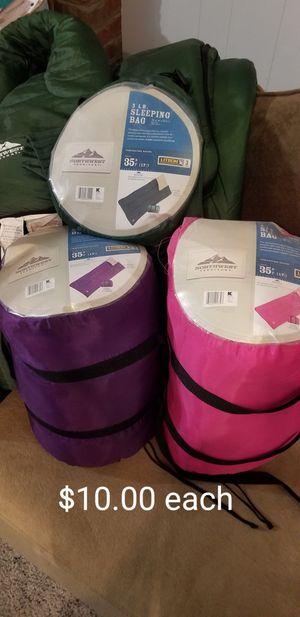 Children's sleeping bags $10.00 each for Sale in Richmond, VA
