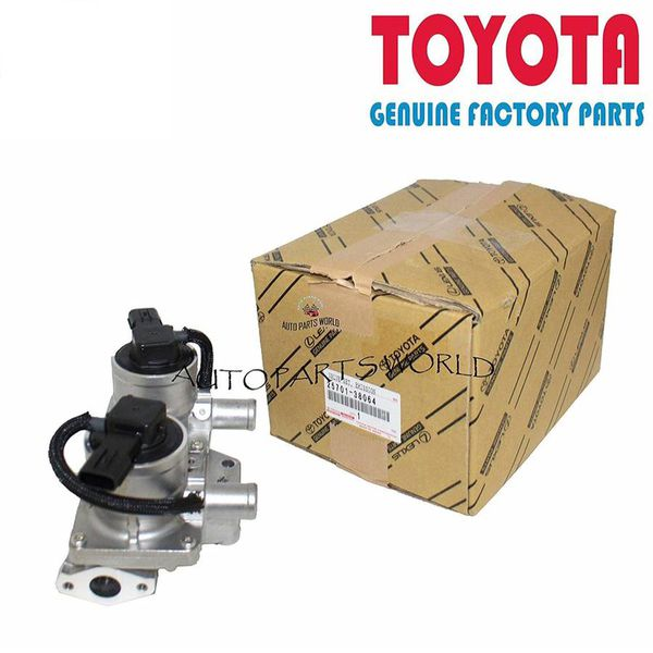 NEW GENUINE Toyota Tundra Air Pump Control Valve 25701-38064 OEM W0133-2064050-OES - OEM Part