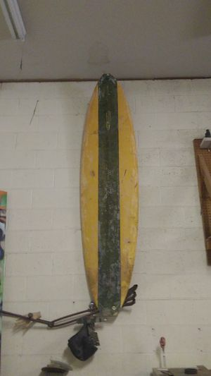 Long Board Surfboard Decor for Sale in Mesa, AZ