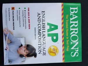 AP English and Composition Study for Sale in Fulton, IL