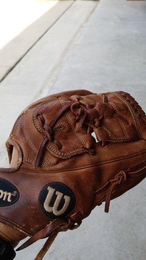 Wilson A2k baseball glove for Sale in Murphy, TX