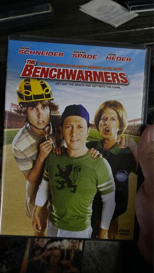 The benchwarmers dvd for Sale in Bellflower, CA