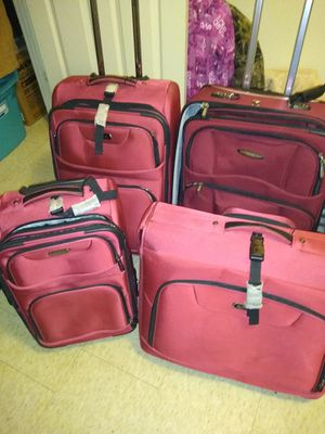 All 4 Kenneth Cole Travel Luagage for Sale in Pine Bluff, AR