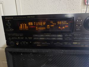 PIONEER SVX-7300 RECEIVER IN GREAT CONDITION NOTHING WRONG WITH THIS for Sale in Houston, TX