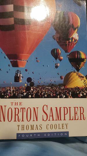 Book The Norton Sampler for Sale in Gardena, CA