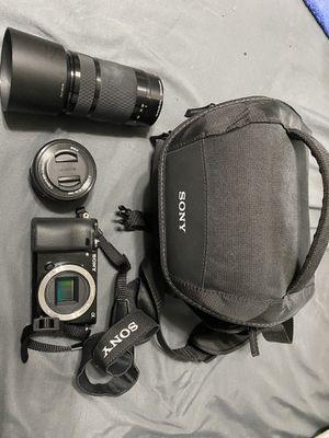 Sony a6000 Mirrorless Camera for Sale in Falls Church, VA
