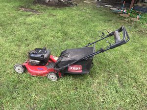TORO Lawn Mower self propelled Blade Clutch Safety for Sale in Annandale, VA