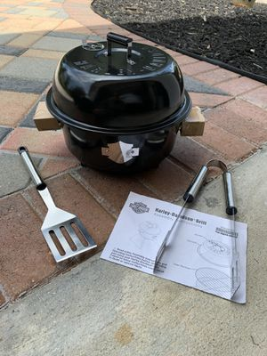 Harley Davidson BBQ Tailgate Grill, new, never used for Sale in Palm City, FL